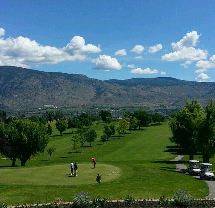 Osoyoos Golf Club in Osoyoos, BC