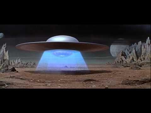 Forbidden Planet (1956) the landing.avi