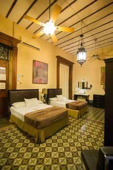 Gran Hotel de Merida, Merida, Standard Room, 2 Double Beds, Guestroom