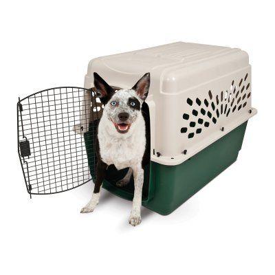 Ruff Maxx Plastic Dog Crate Kennel - 21795, Durable
