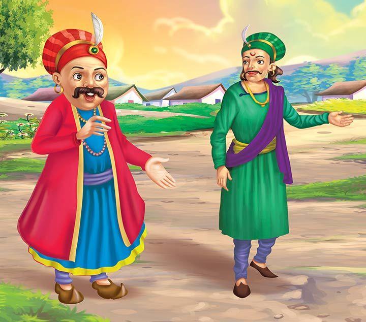 Hunting and Dowry - Akber Birbal Stories   Birbal stories, Stories for  kids, Hindi