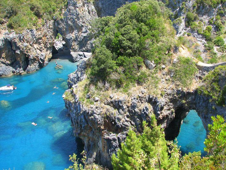 Arco Magno - Calabria - Italy