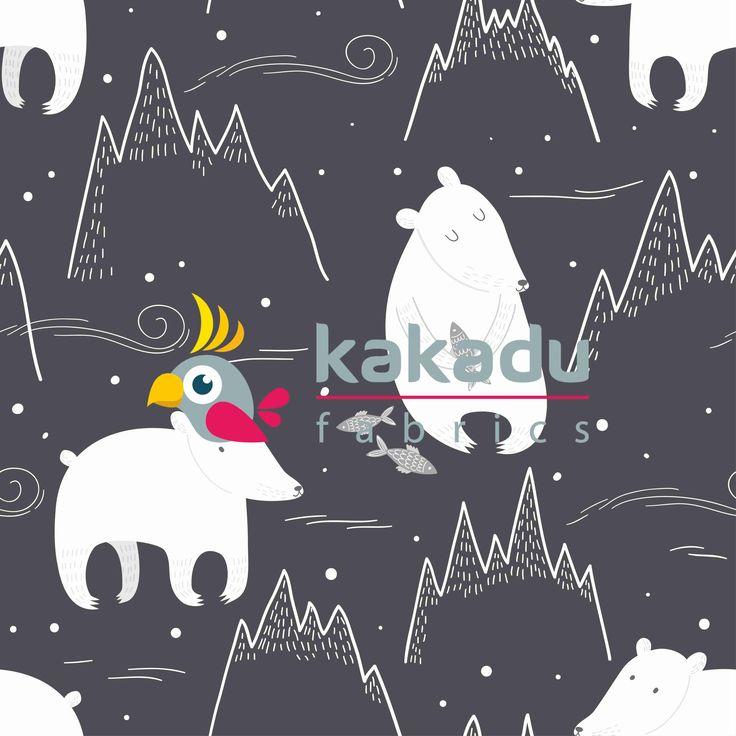 380**Šusták KENT Lední medvědi
