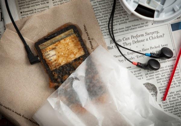 Deep Fried Gadgets - Henry Hargraeves