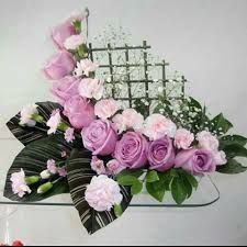Resultado de imagem para arranjos florais para finados #Arreglosflorales