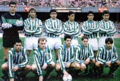Real Betis 1990