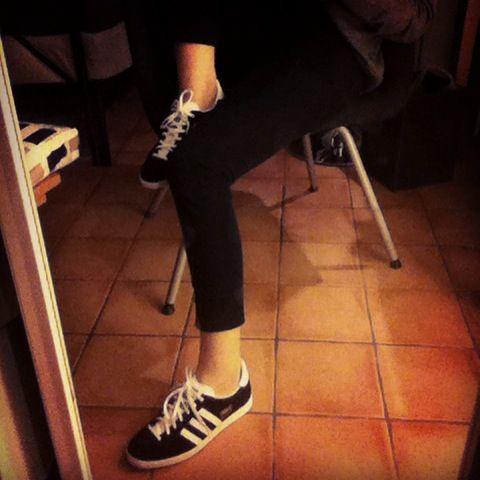 Adidas Gazelle Og On Feet