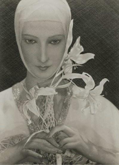 circa 1920s; photo by Adolph De Meyer