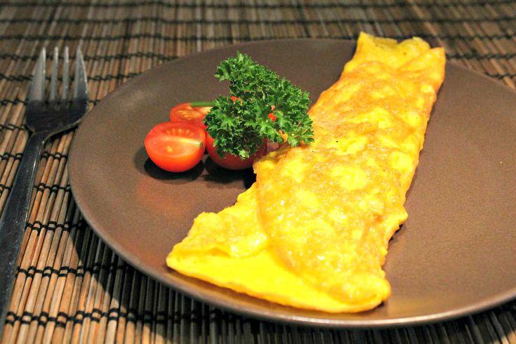 Omlett recept, omlett készítése - Nemzeti ételek, receptek
