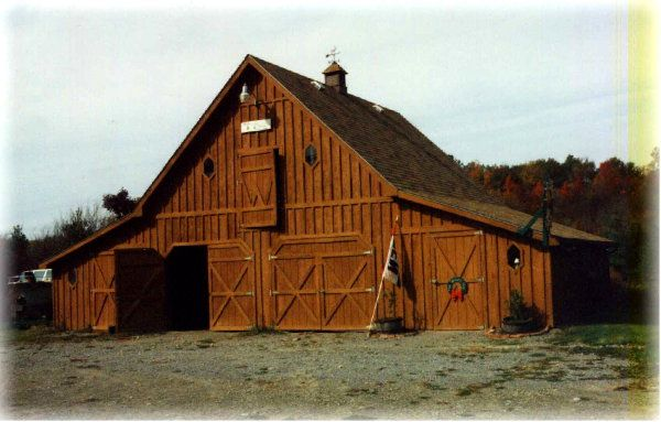 31 best images about pole barn additions on pinterest for Adding onto a pole barn