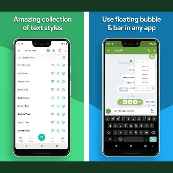 Whatsapp Cómo Cambiar El Color De La Letra En Los Mensajes Letra De Cambio Topicos Literarios Mensajes