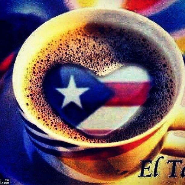 I love my Puerto Rican Coffee! ;)