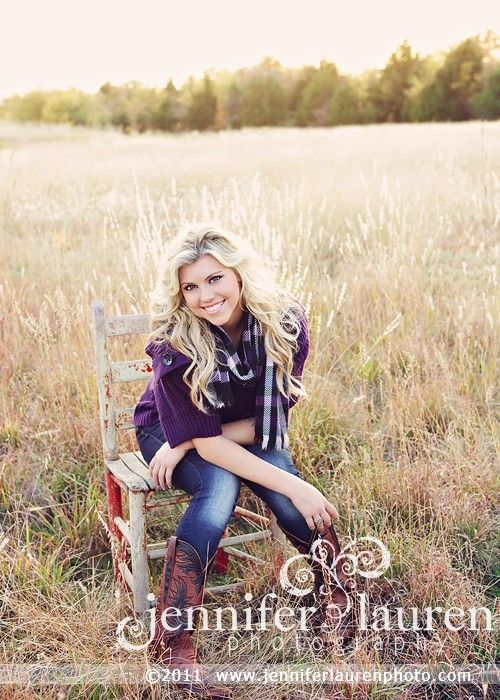 Senior Picture Ideas For Girls | Natural Location - Senior Girl by felishadae