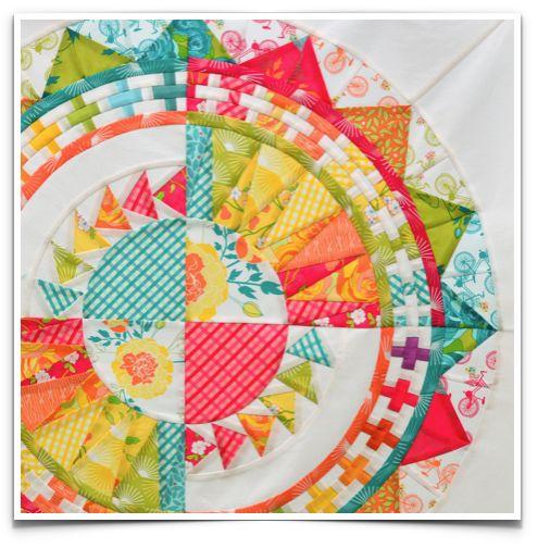 Free Quilt Pattern: Long Island New York Beauty – Alternate Layer Cake