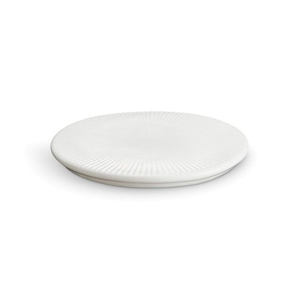 Hammershøi platter medium white