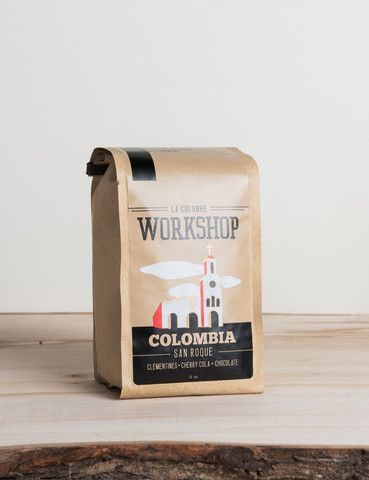 FROM THE GEEK FILE COUNTRY: Colombia DEPARTMENT: Huila MUNICIPALITY: Oparapa PRODUCERS: Asociacion San Roque PROCESS: Fully washed and sun-dried VARIETY: Caturra ALTITUDE: 1500-1700 meters CUPPING NOT