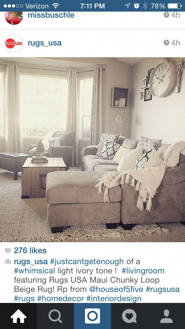 Great Rug On Top Of Carpet Carpetsempire Living Room Carpet Apartment Living Room Home Living Room