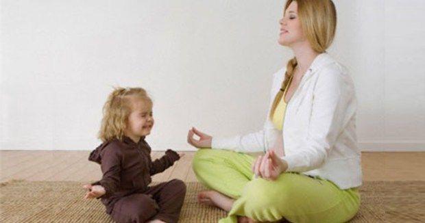Tendenze: yoga per bambini