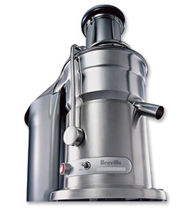 Our 10 Favorite Electric Juicers: Breville Juice Fountain