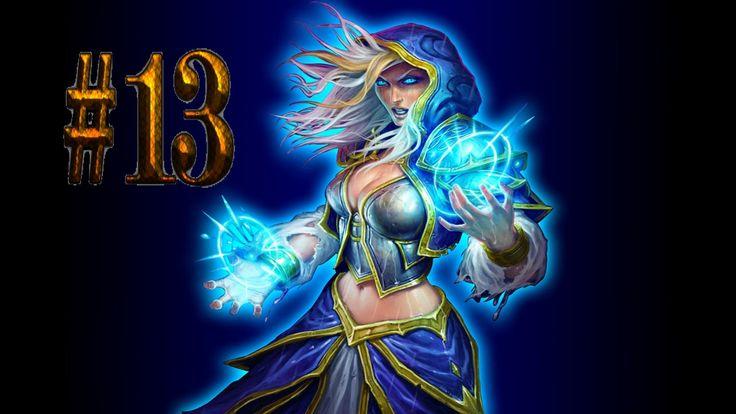 Hearthstone: Mage - Casino a la Hocus Pocus (Wild #13)
