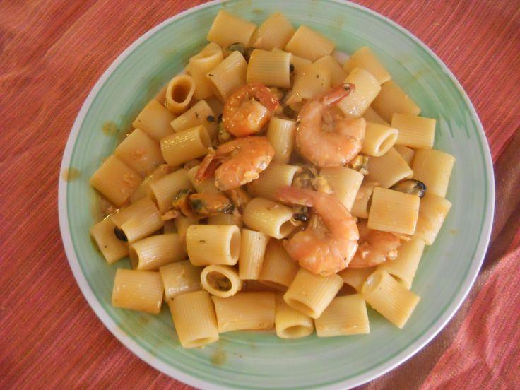 ditaloni furbi con il pesce http://cioccolatoamaro-paola.blogspot.it