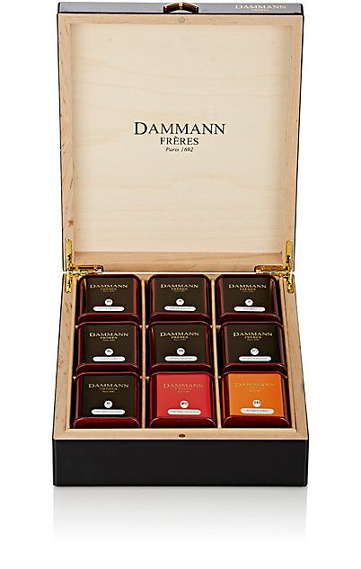 Dammann Tea Jazz Coffret With Flavored Teas -  - Barneys.com