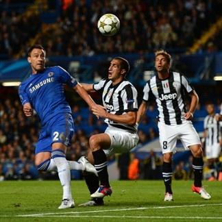 John Terry del Chelsea.
