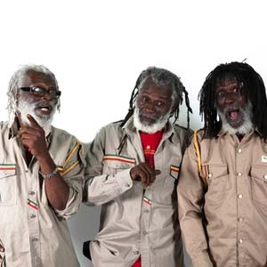"""Reggae trio The Congos will be coming to Concorde2 on Thursday 27th June. Famously known for their track """"Heart Of The Congos"""" produced by Lee Scratch Perry in 1977, they are held with high regard in the reggae world. Tickets are available for £14.50 + bf in adv from the Concorde2 website. Click the image to buy tickets!"""