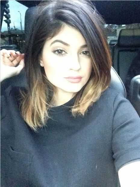 Kylie Jenner Hairstyles Short Famous Person