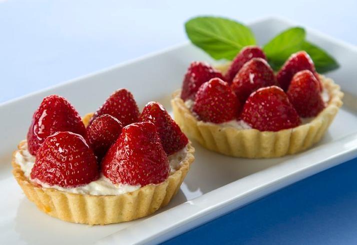 Tartas individuales, delicias dulces para enamorar!