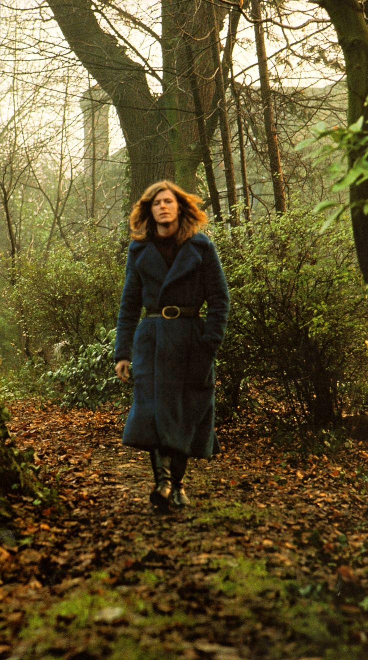 David Bowie  - Haddon Hall (1970) - Psychedelic Jungle