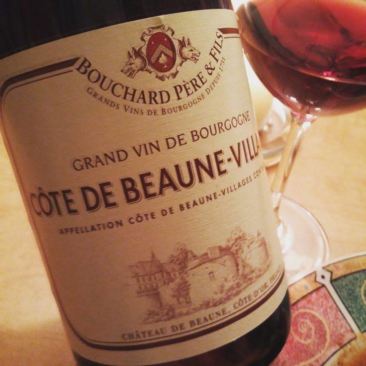 Sommelier Par Pur Plaisir : Côte de Beaune-Villages 2013