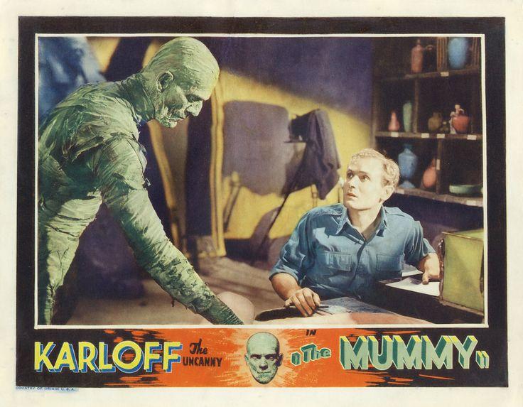 The Mummy (1932 film) - Wikipedia, the free encyclopedia