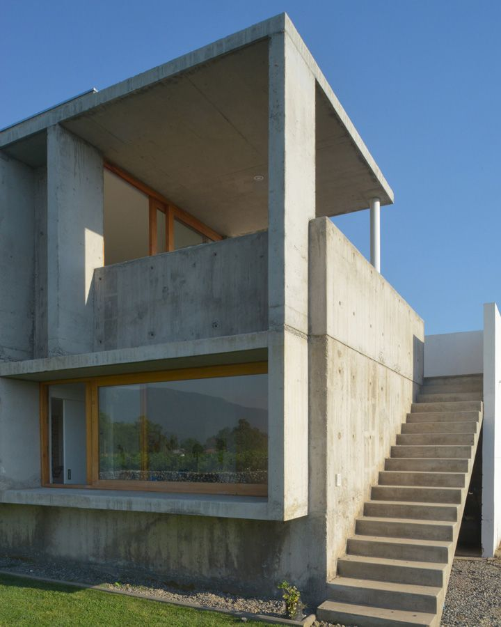 Casa Johnson Valdes, Pirque. TNG Arquitectos