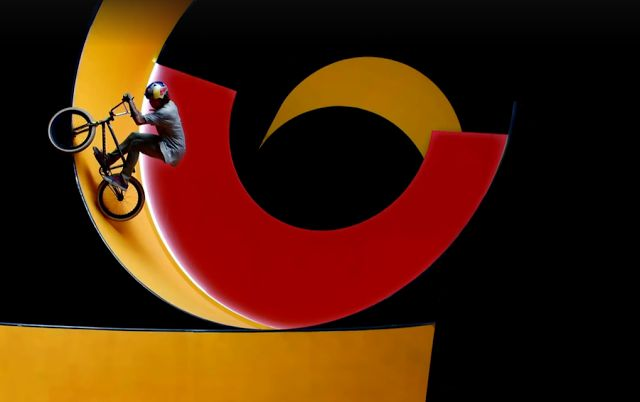 BikeSplosh - All Things Bikes: Kriss Kyle Kaleidoscope - The BEST BMX Video So Fa...