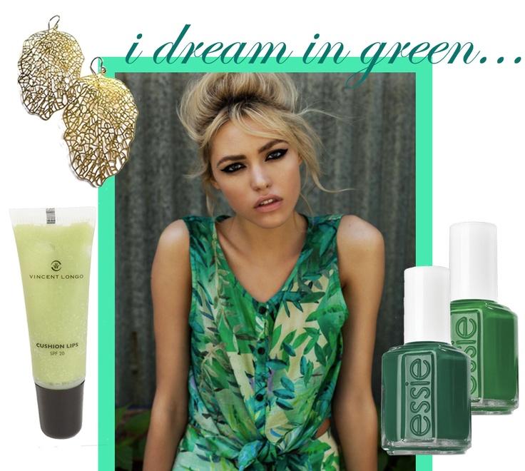 { Dallas Shaw Blog }: Cora Keegan, Fashion, Cat Eye, Eye Makeup, Style, Green, Beauty, Smokey Eye, Hair