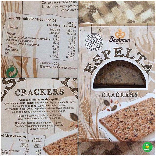 Image Result For Crackers De Espelta Mercadona