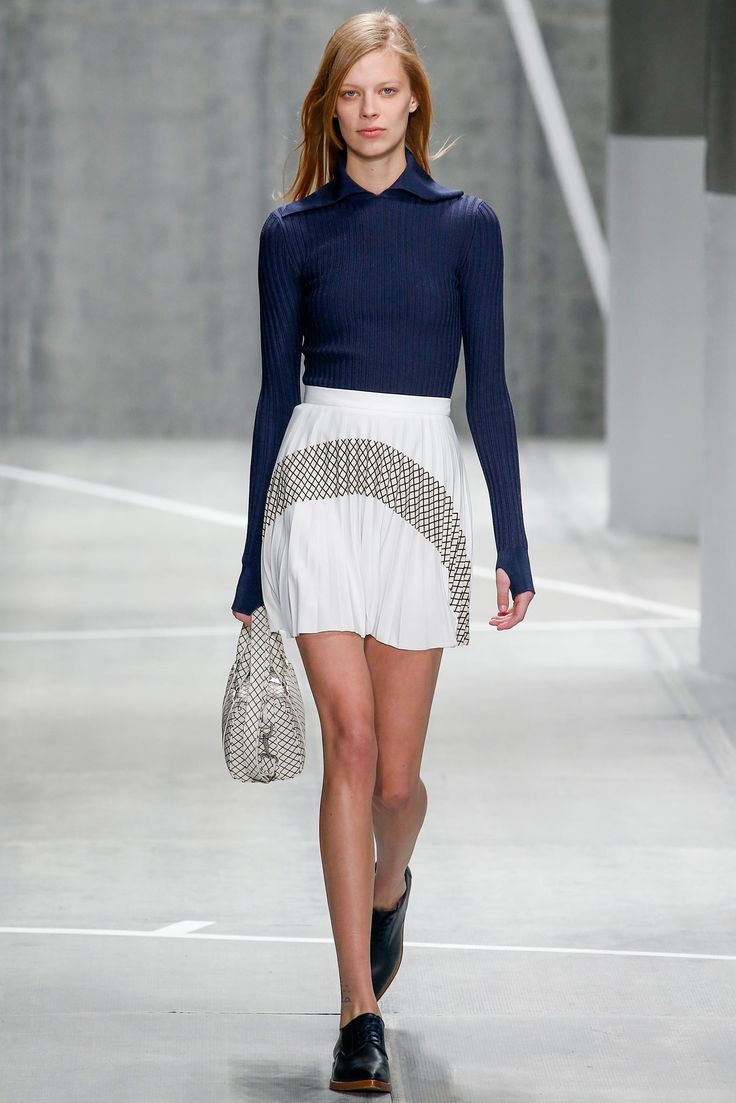 Lacoste - Fall 2015 Ready-to-Wear - Look 31 of 46