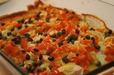 como fazer receita facil file de peixe assado saint peter tilapia batatas tomate alcaparras