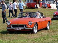 MG Cars - Wikipedia MGB