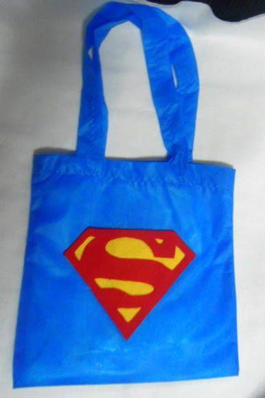 bolsinhas do Superman