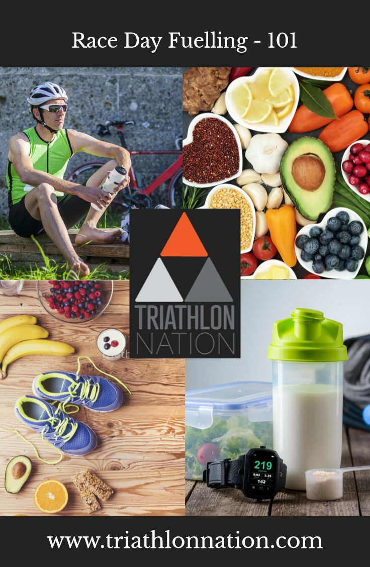 Triathlon Nutrition Race Day Fuelling Race Day Triathlon Triathlon Gift