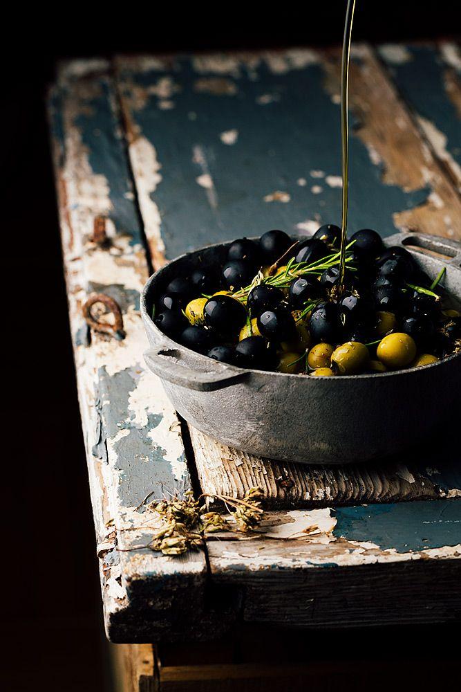 Olives by Raquel Carmona
