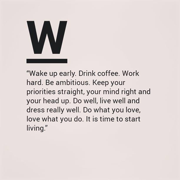 Do well, live well
