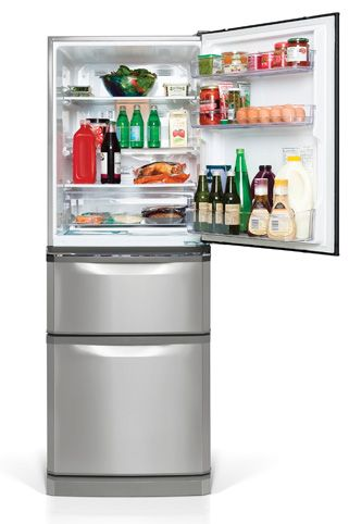 The classic stainless steel 375L refrigerator from Mitsubishi Electric is ideal for the budding chef http://mitsubishi-electric.co.nz/refrigeration/product.aspx?item=139198