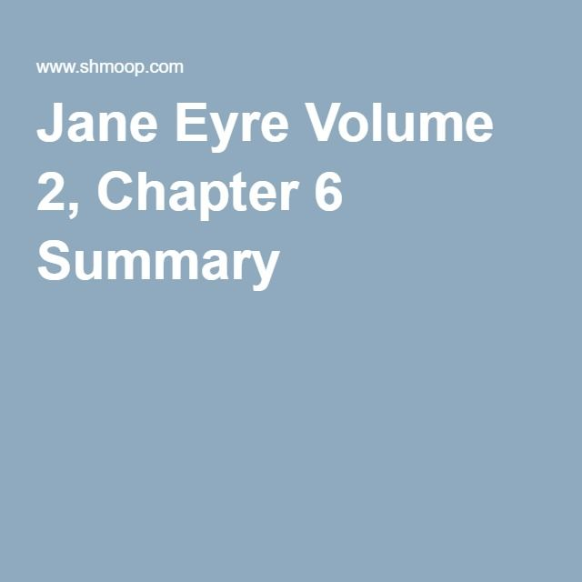 jane eyre chapter summary Need help with chapter 1 in charlotte bronte's jane eyre check out our revolutionary side-by-side summary and analysis.