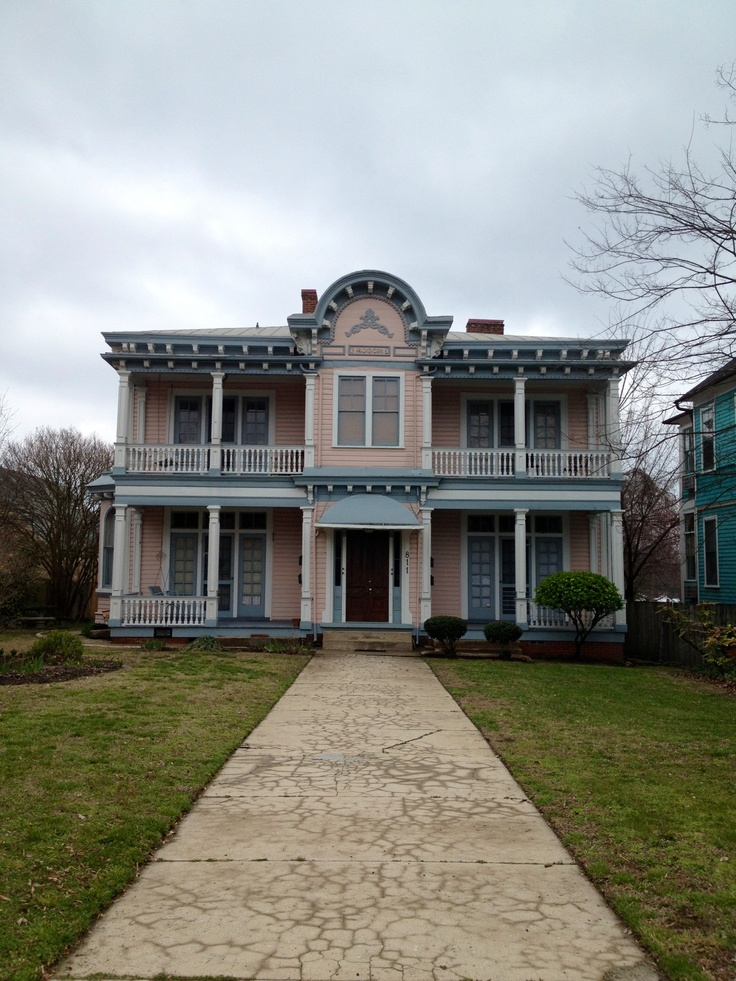Danville, Va.  This is one of many beautiful homes in this city.