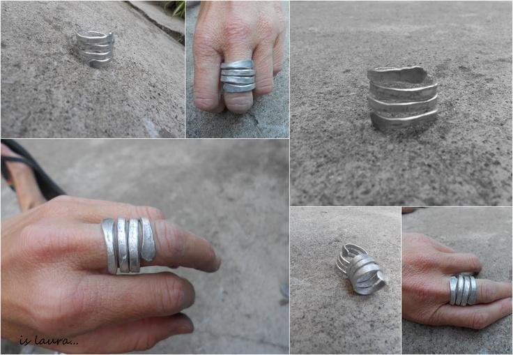tutorial anello pop corn   islaura