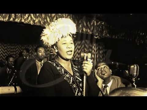 Ella Fitzgerald & Louis Armstrong - Tenderly (Verve Records 1956)-- so good- Felix Grant's jazz evening sign off……. years ago……..