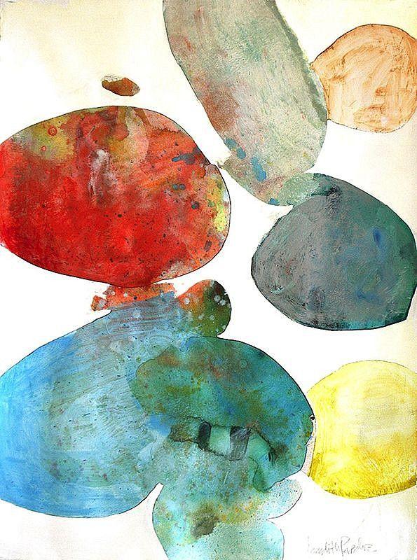 Meredith Pardue | Petals VII | Markel Fine Arts